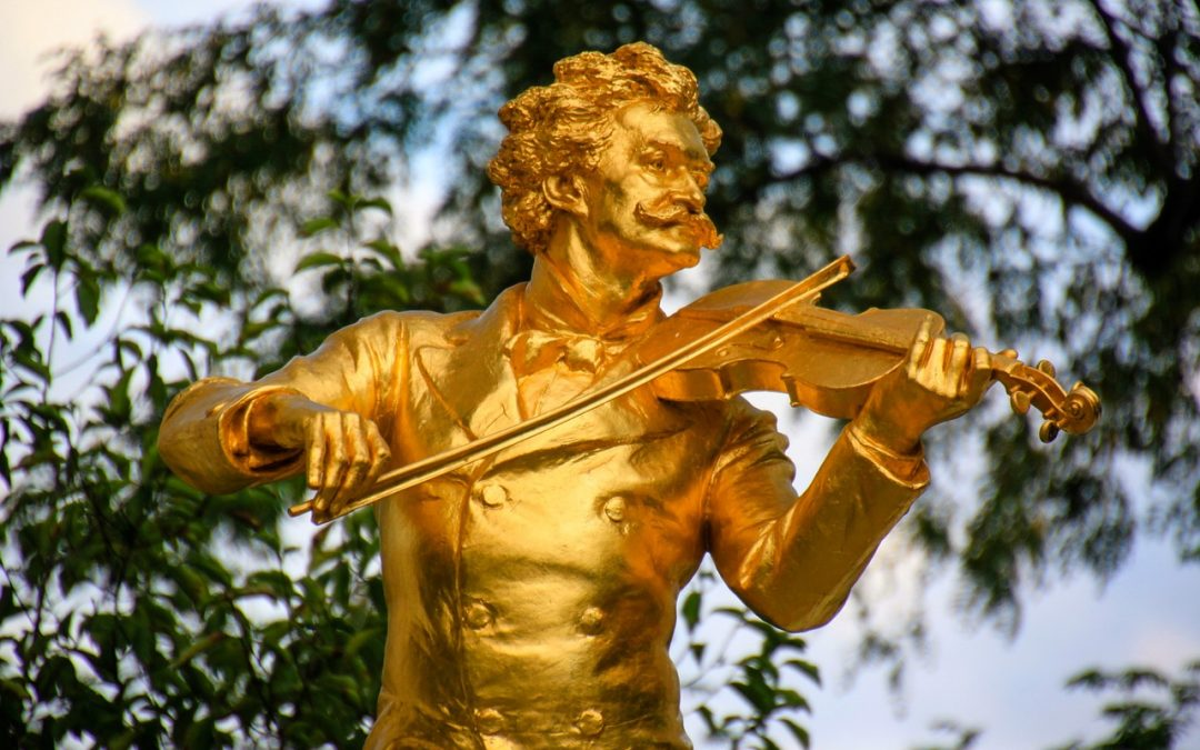 Vienna's greatest composers still live on to the present day